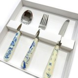 SON OF THE CHEESE SERGIO MORA CUTLERY SET