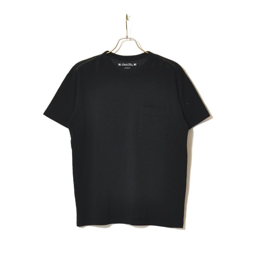 画像1: SASQUATCHfabrix Underwear Mesh Tee ブラック