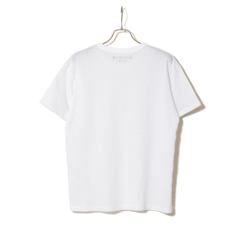 画像2: SASQUATCHfabrix Underwear Mesh Tee ホワイト