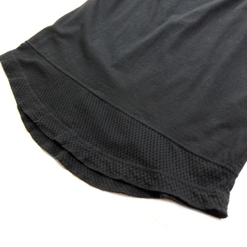 画像3: SASQUATCHfabrix Layered Tank Top ブラック