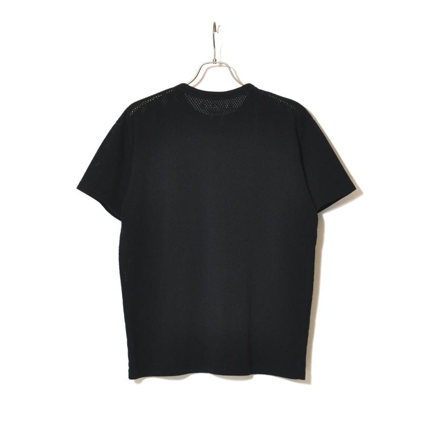 画像2: SASQUATCHfabrix Underwear Mesh Tee ブラック