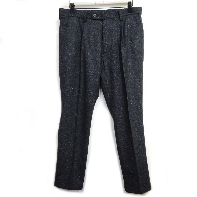 画像1: SUB-AGE TWEED PANTS