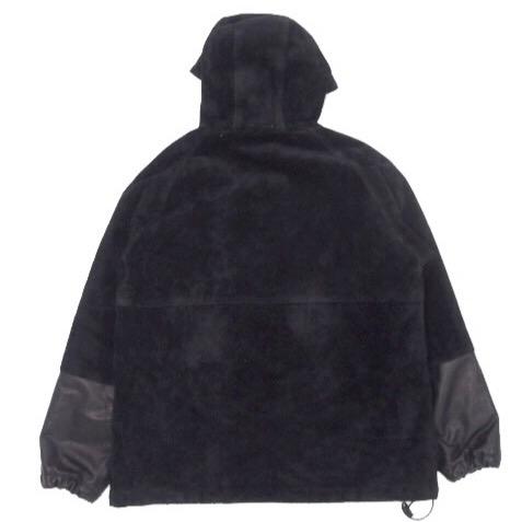 画像2: F-LAGSTUF-F x BLACKMEANS PO SUEDE ANOLACK ブラック