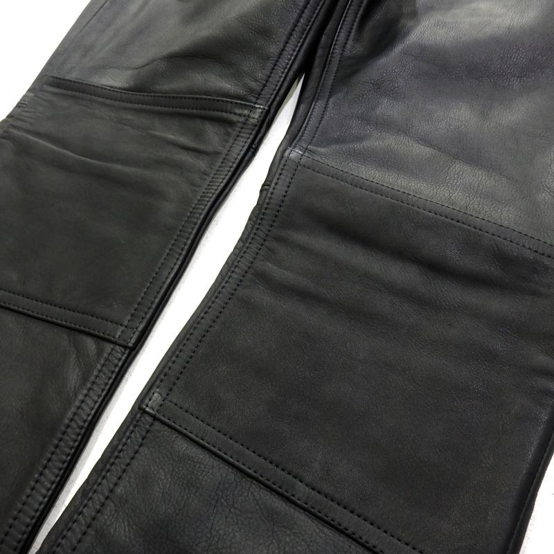 画像4: F-LAGSTUF-F x BLACKMEANS LEATHER PANTS