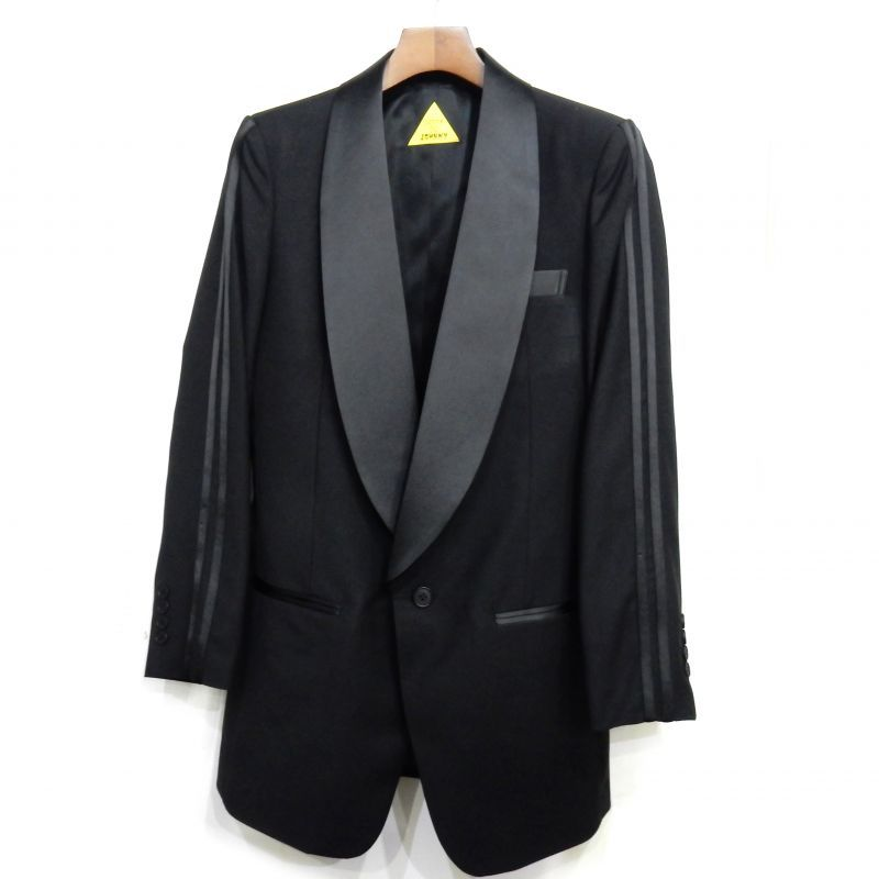 画像1: John's by Johnny TUXEDO JACKET ブラック