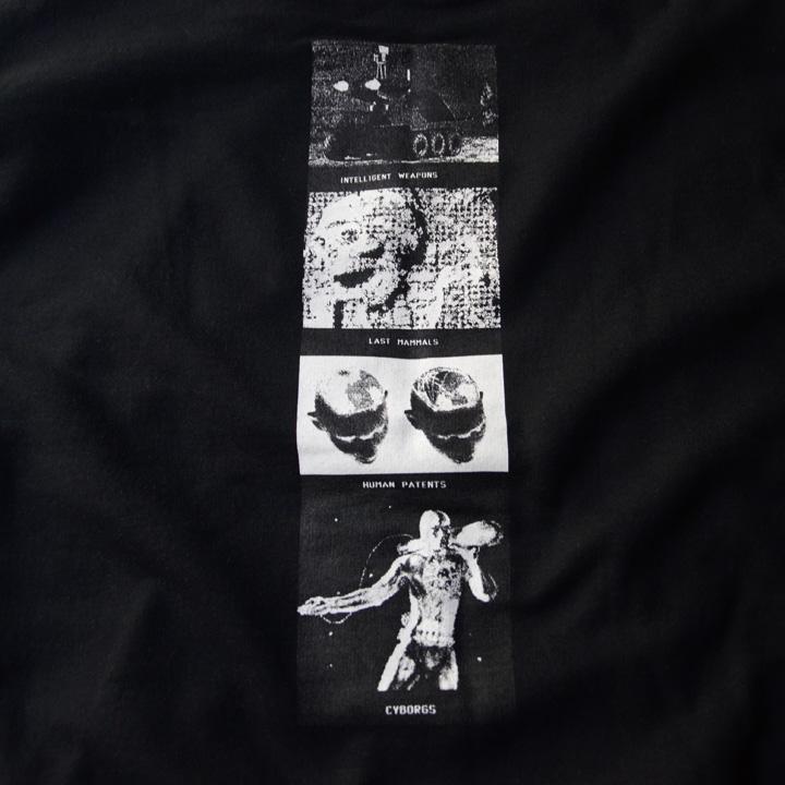 画像4: LABRAT x Perter Paquin SHIT HOODIE ブラック