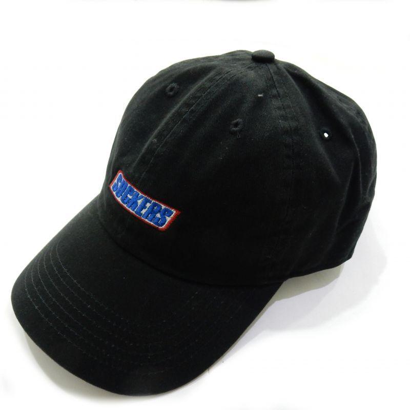 画像1: LABRAT SUCKERS CAP ブラック