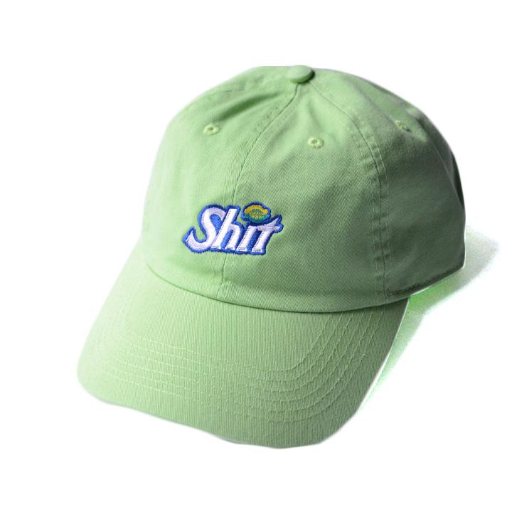 画像1: LABRAT SHIT CAP グリーン
