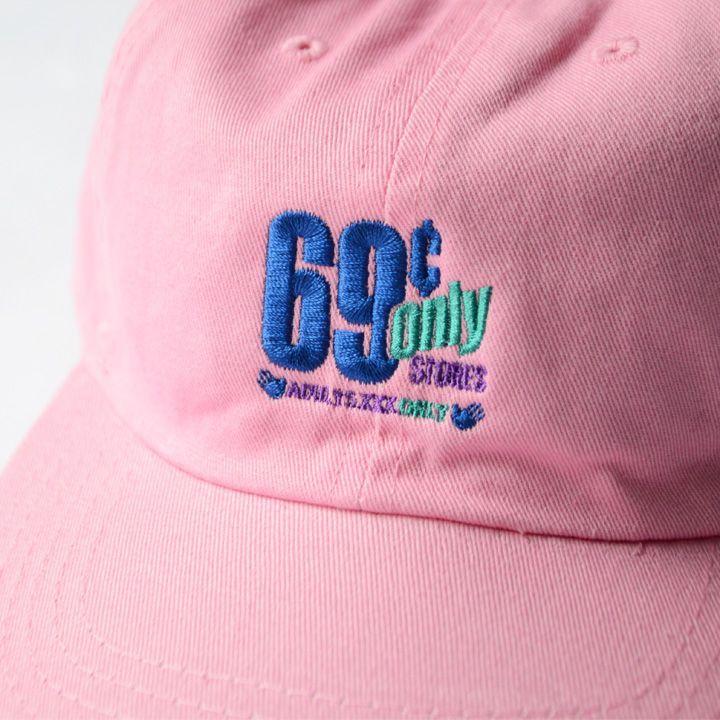 画像2: LABRAT 69 CAP ピンク