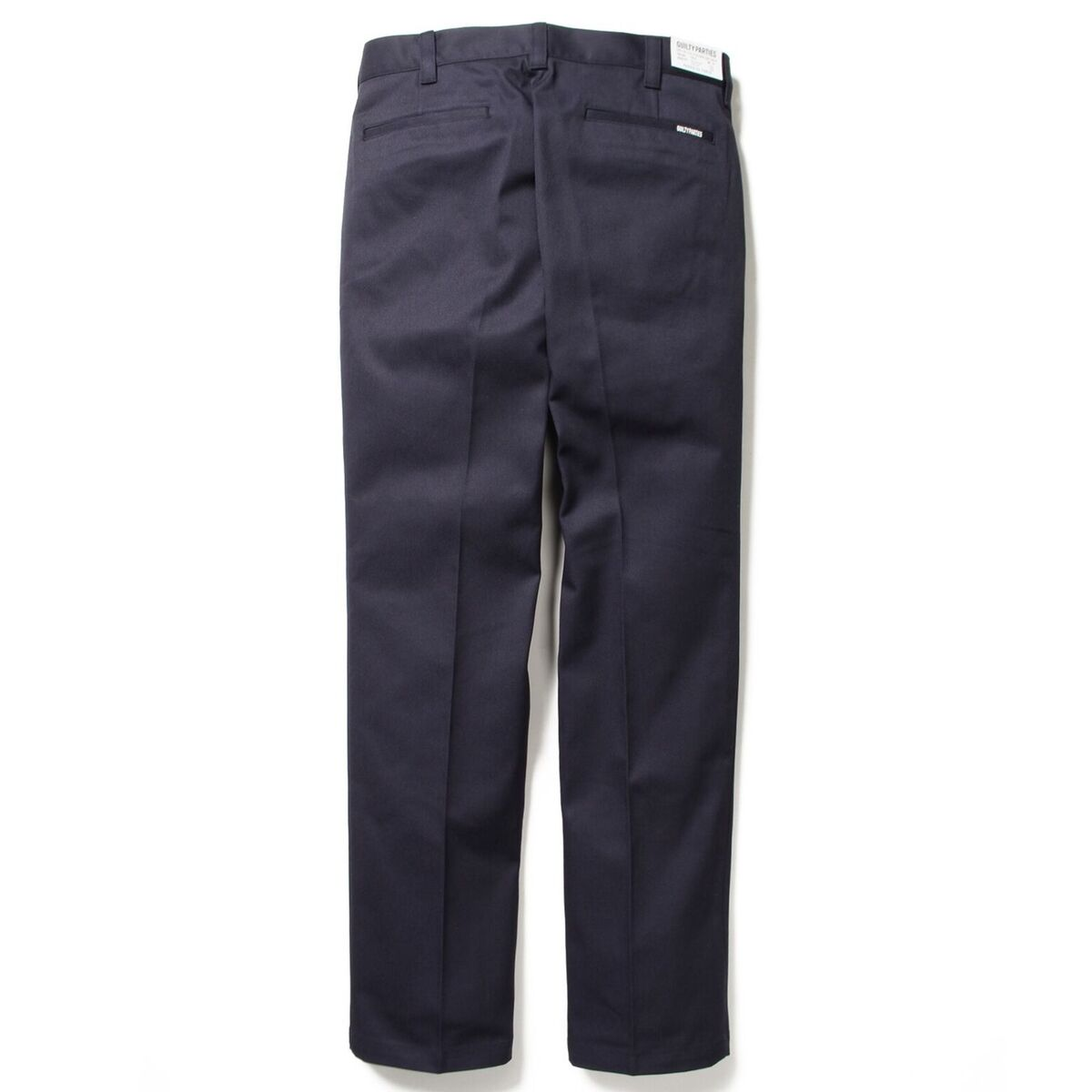 画像2: WACKO MARIA TWILL SKATE PANTS TYPE 2 (NAVY)