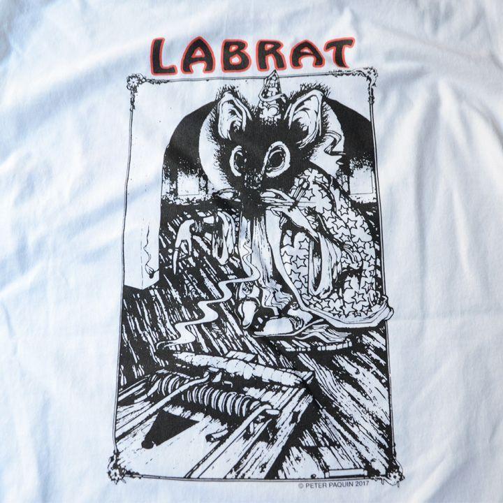 画像4: LABRAT x PETER PAQUIN RAT KILLER L/S TEE