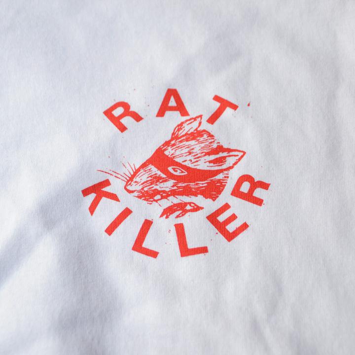 画像3: LABRAT x PETER PAQUIN RAT KILLER L/S TEE