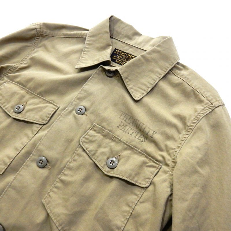 画像3: WACKO MARIA ARMY SHIRT (TYPE 5)