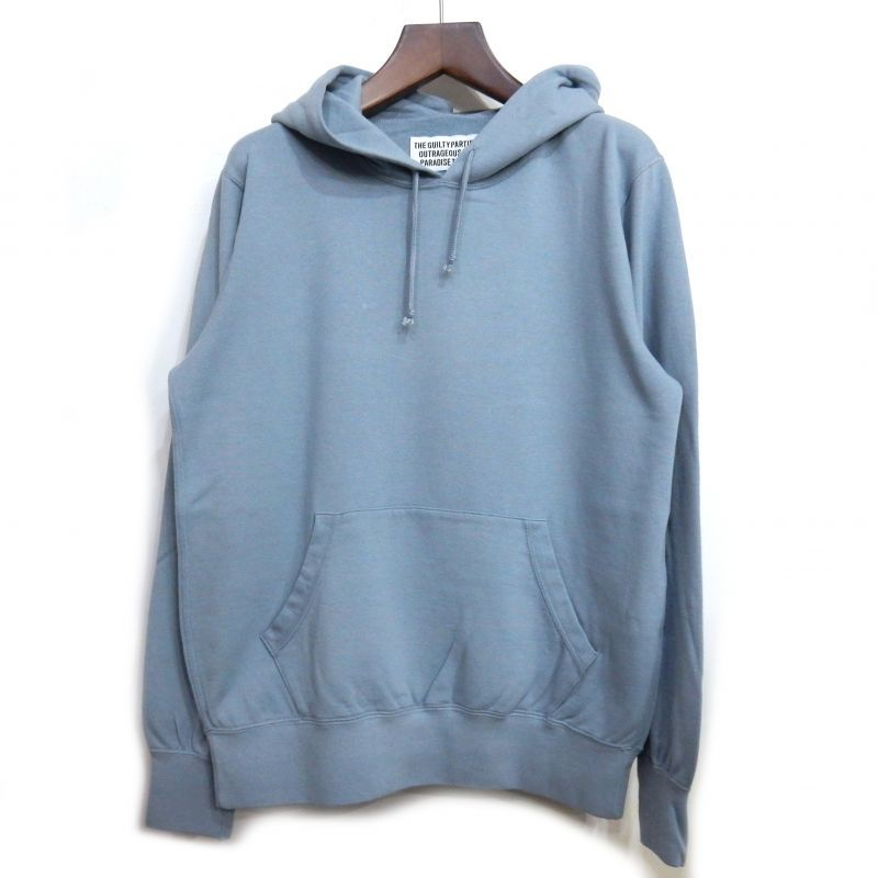 画像2: WACKO MARIA LIGHT WEIGHT PULLOVER HOODEDSWEAT SHIRT(TYPE-2)