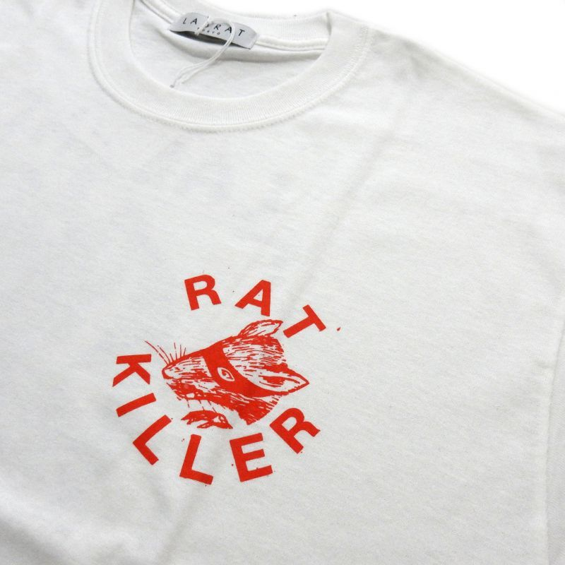 画像3: LABRAT X PETER PAQUIN RAT KILLER TEE
