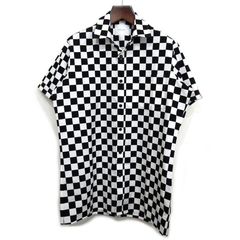 画像1: SUB-AGE CHECKER SHIRT