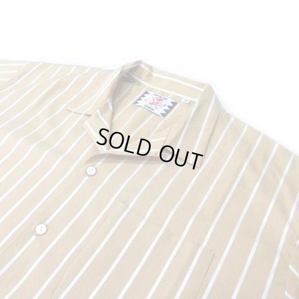 画像3: SON OF THE CHEESE STRIPE STRIPE SHIRTS