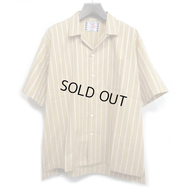 画像1: SON OF THE CHEESE STRIPE STRIPE SHIRTS