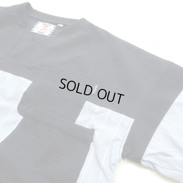 画像3: SON OF THE CHEESE COOL MAX PATCH WORK TEE