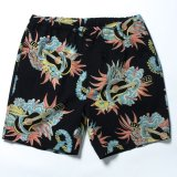 WACKO MARIA JAMAICA FLOWER SWIMMING SHORTS