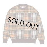 SON OF THE CHEESE MANDARIN C100 KNIT