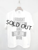 BUENA VISTA I FOUGHT THE LAW TEE