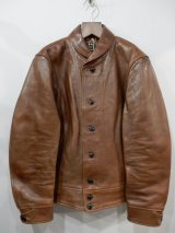 WACKO MARIA A-1 LEATHER JACKET
