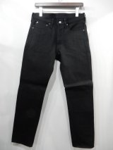 WACKO MARIA REGULAR FIT SELVEDGE JEANS