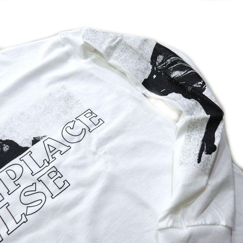 画像4: F-LAGSTUF-F SOMEPLACE LS TEE ホワイト