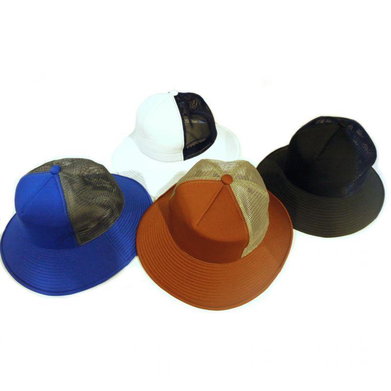画像1: FACETASM MEXH HAT CAP