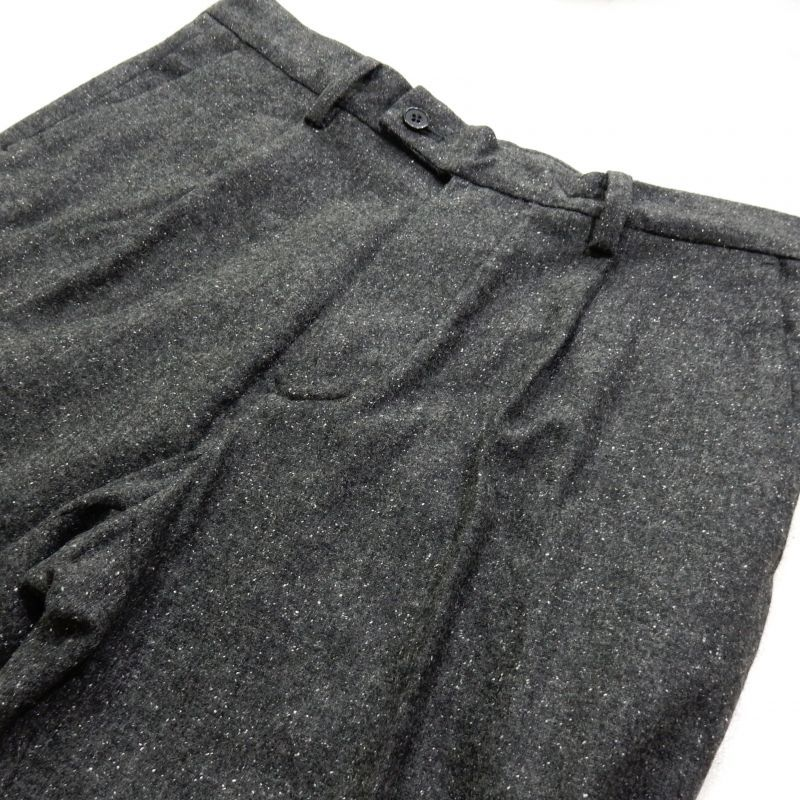 画像3: SUB-AGE TWEED PANTS