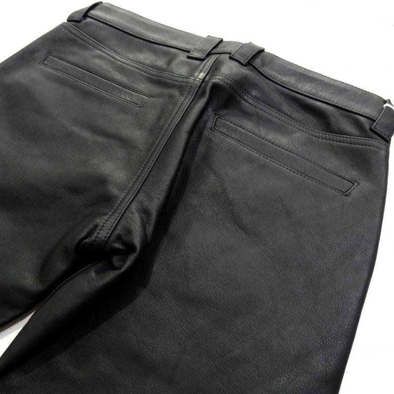 画像5: F-LAGSTUF-F x BLACKMEANS LEATHER PANTS