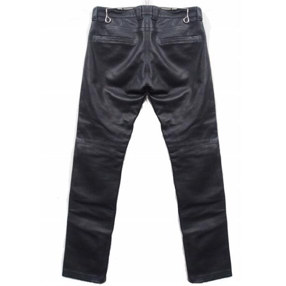 画像2: F-LAGSTUF-F x BLACKMEANS LEATHER PANTS