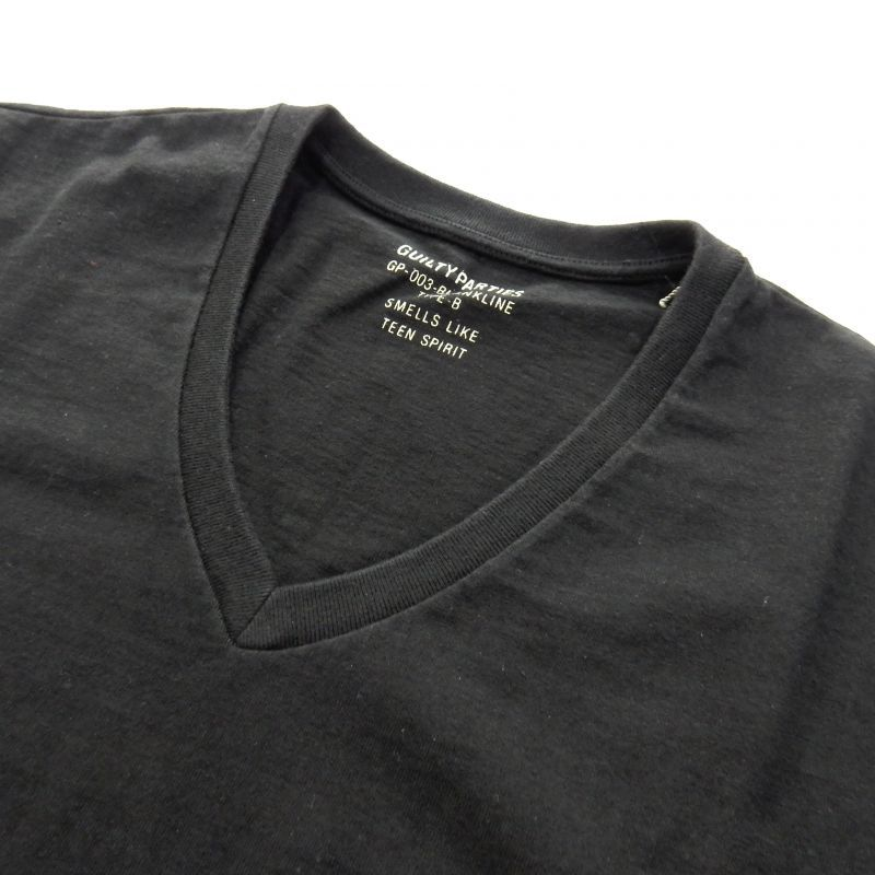 画像3: WACKO MARIA HEAVY WEIGHT V NECK T-SHIRT