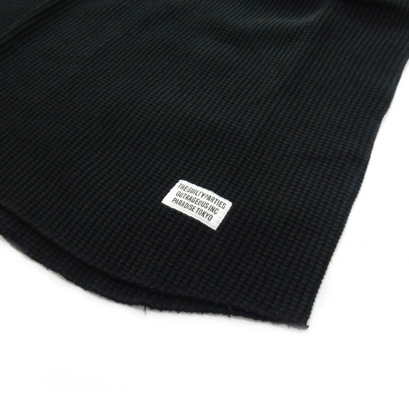 画像3: WACKO MARIA THREE QUARTER THERMAL SHIRT