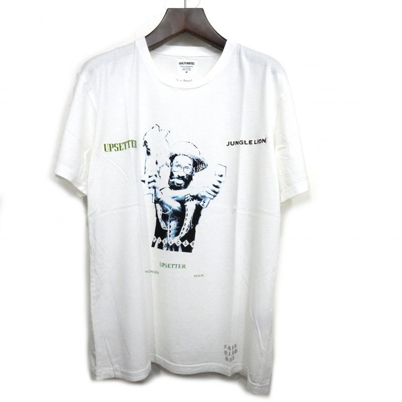 画像1: WACKO MARIA LEE PERRY CREWV NECK T-SHIRT