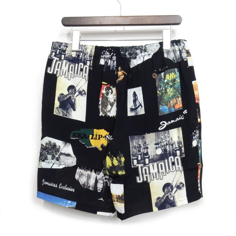 画像2: WACKO MARIA KINGSON JAMAICA HAWAIIAN SHORTS
