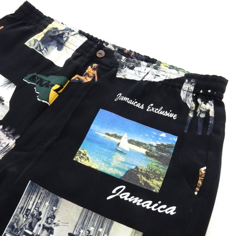 画像3: WACKO MARIA KINGSON JAMAICA HAWAIIAN SHORTS